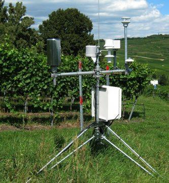 ⚡️ instalar una estación meteorológica profesional