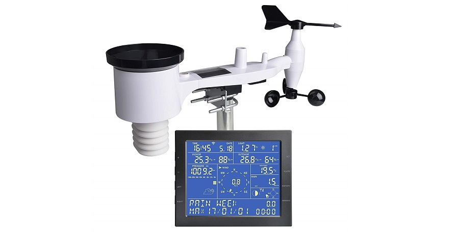 Estacion meteorologica Froggit WH4000 se ofertas