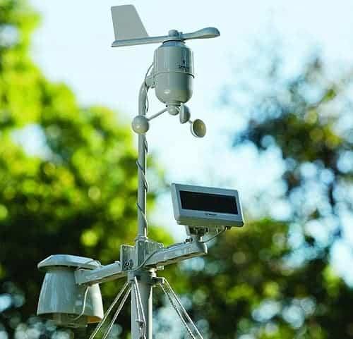 estacion meteorologica digital Oregon Scientific WMR89 precios