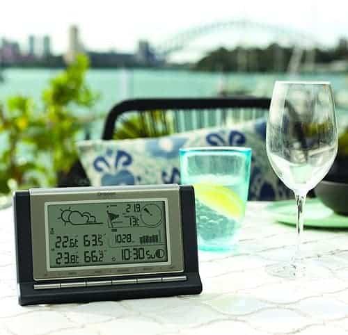 estacion meteorologica inalambrica Oregon Scientific WMR89 comprar