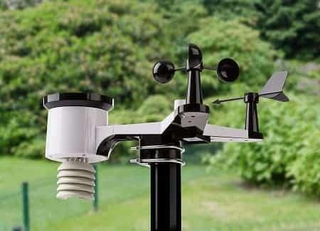 Estacion Meteorologica wifi Waldbeck Halley