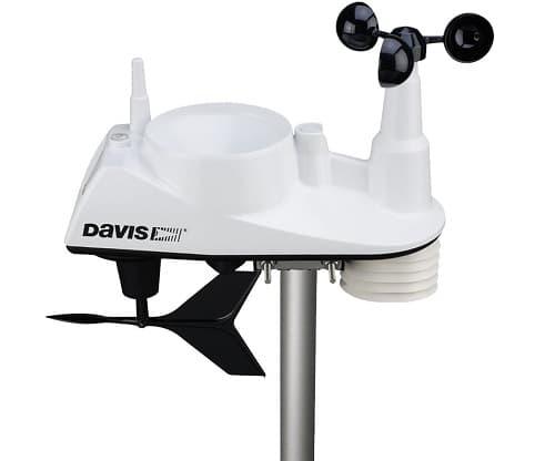 estacion meteorologica profesional inalambrica Davis Vantage Vue