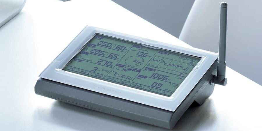 estacion meteorologica oregon scientific wmr300