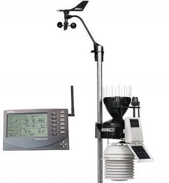 estacion meteorologica solar